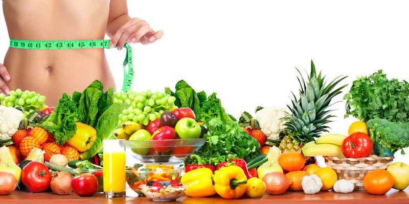 ausgewogene ernährung abnehmen